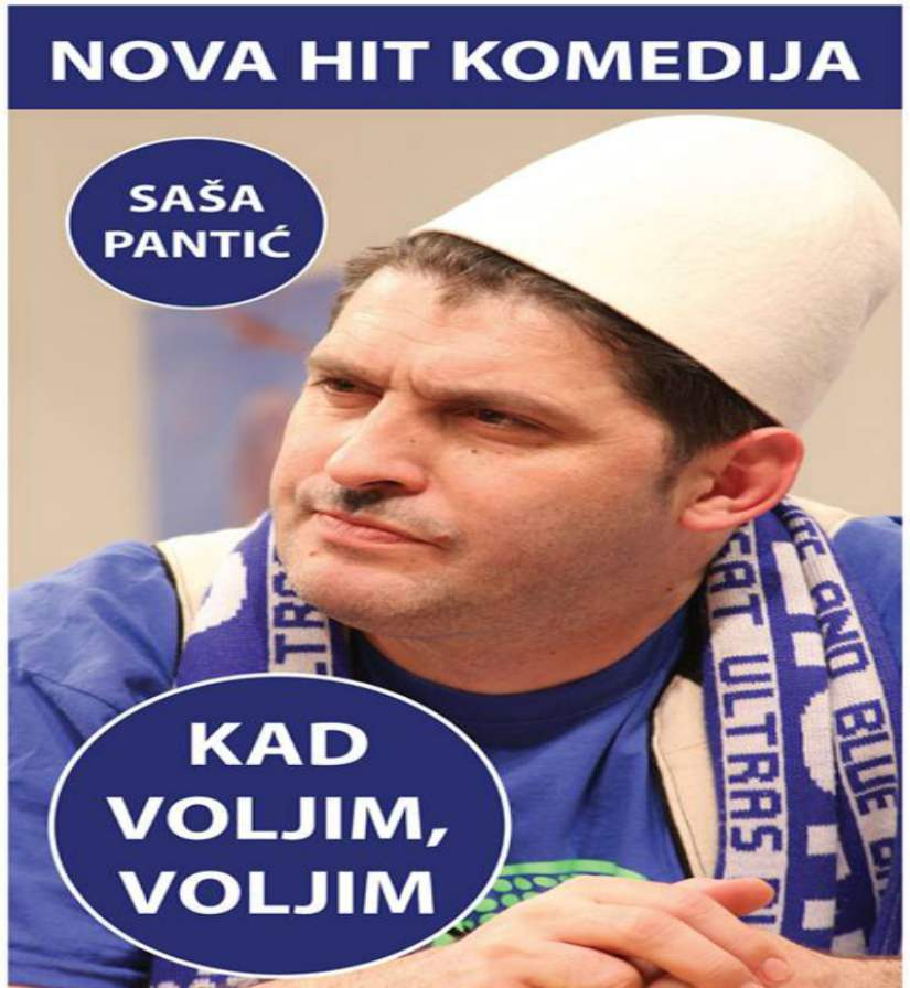 hit komedija sasa pantic