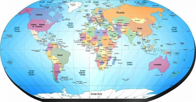 atlas svijet