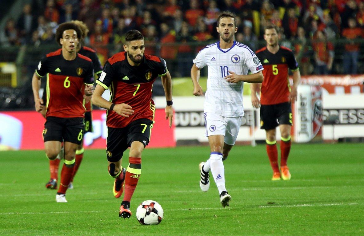 belgija bih fudbal