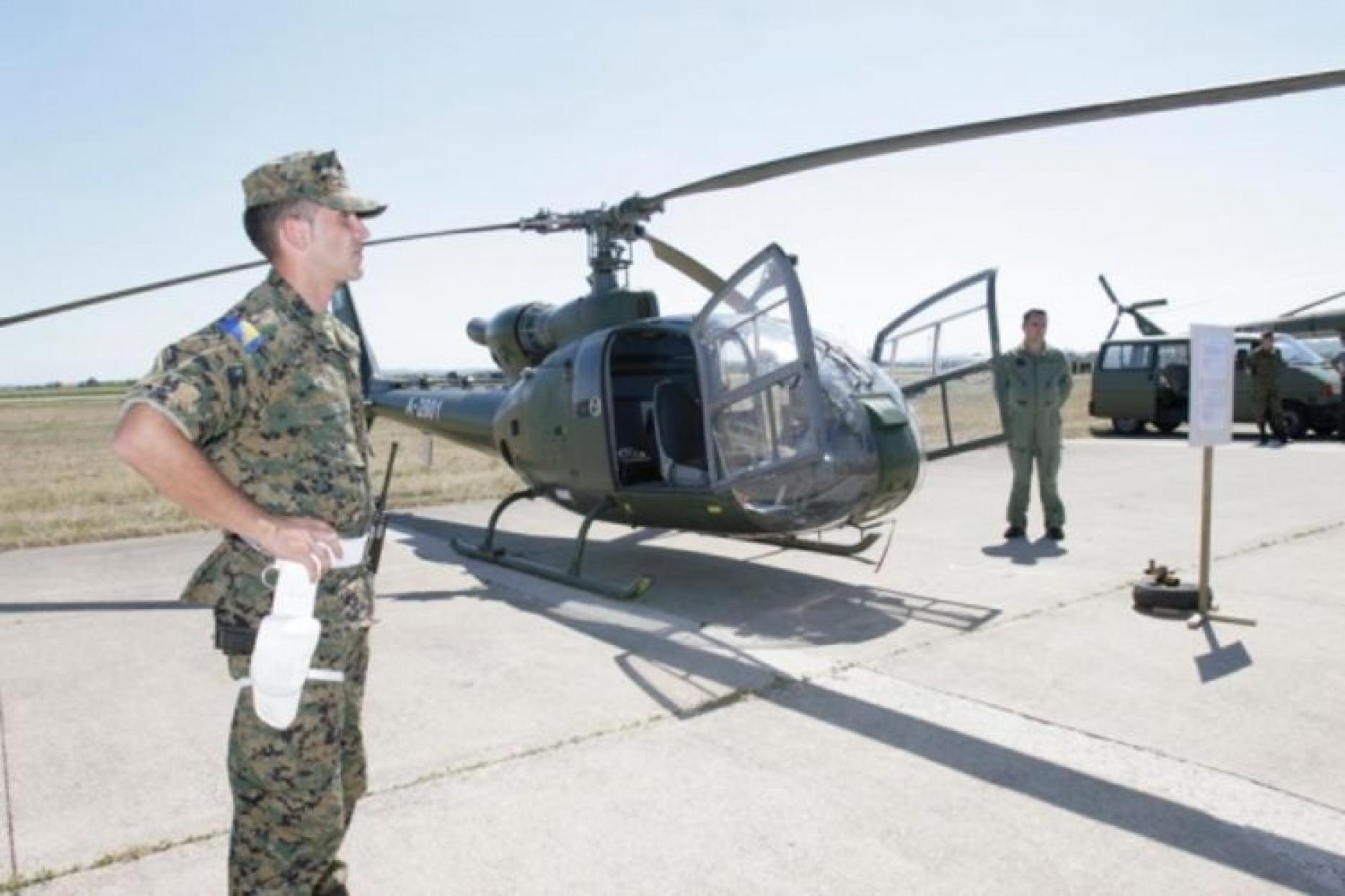 helikopter oruzanih snaga