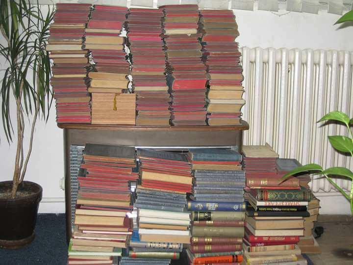 knjige maticna biblioteka