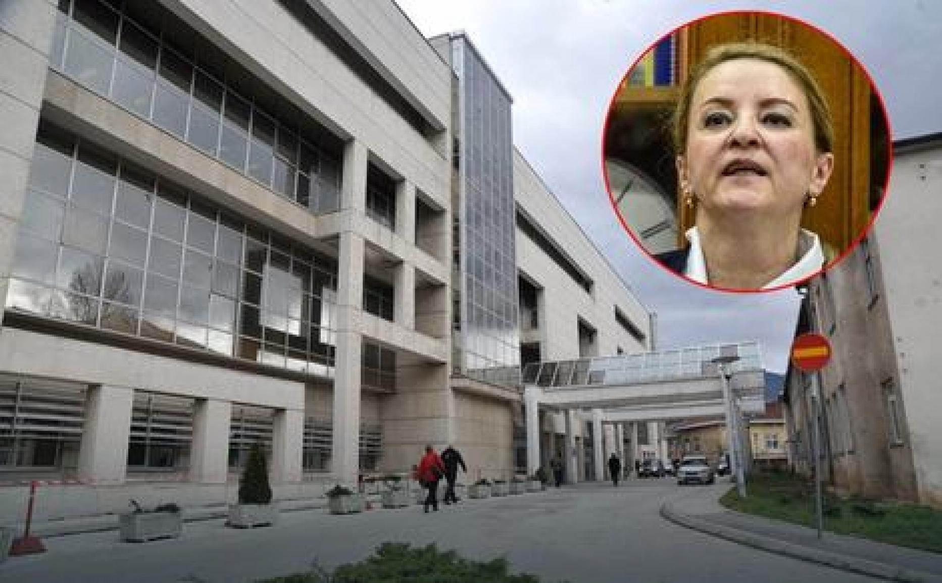 sebija bolnica sarajevo