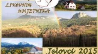 Sabor likovnih umjetnika u Jelovcima 30.06.-06.07.2015 godine