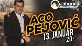 Solistički koncert Ace Pejovića na dočeku pravoslavne Nove godine