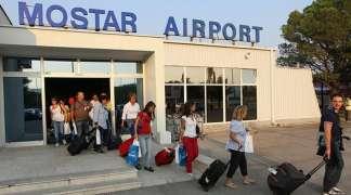 Nove linije udvostručavaju broj putnika na aerodromu u Mostaru