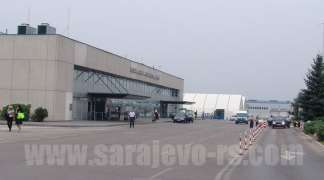 Otkazani letovi na sarajevskom aerodromu zbog jakih udara vjetra