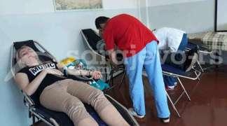 Na akciju darivanja krvi u Palama odazvalo se 45 građana