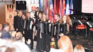 Međunarodno takmičenje pijanista u okviru 9. ''Akordeon arta''