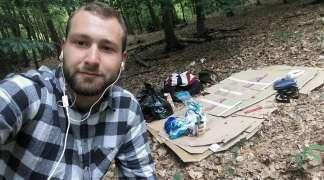 Banjalučanin obišao Evropu sa 600 KM