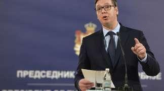 Vučić: Pregazićemo kriminalce, uvodimo doživotnu kaznu zatvora