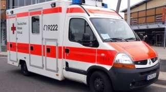 Sudarili se vozovi u Njemačkoj, više od 30 ljudi povrijeđeno