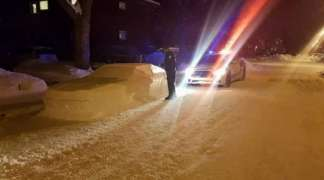 Prevario policiju lažnim automobilom od snijega