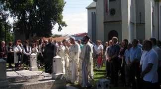 Obilježeno 122 godine od osvještanja temelja hrama Svetog Save u Blažuju