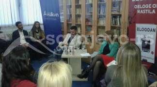 Knjiga ''Obloge od mastila'' promovisana u Istočnom Sarajevu