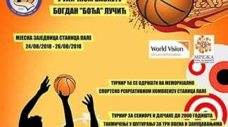 Počinju prijave za 9. košarkaški memorijal ''Bogdan Boća Lučić''