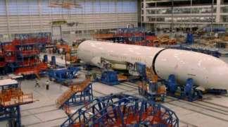 Ruska ''rampa'' na isporuke titanijuma za ''Boing''