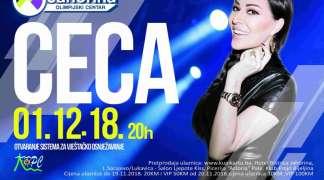 Informacije za plaćanje i lokacije parkinga na Jahorini za Cecin koncert