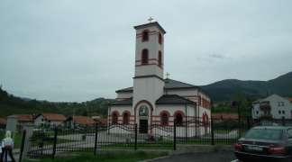Raspored bogosluženja u crkvi Svetog Đorđa u Miljevićima