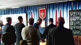 Obilježavanje Dana Četvrtog bataljona Vojne policije