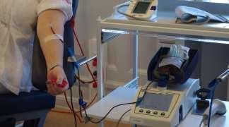 Dobrovoljna akcija darivanja krvi u Palama