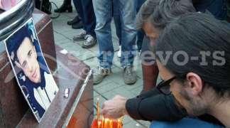 Skup podrške ''Pravda za Davida'' u Istočnom Sarajevu