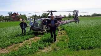 Izmijenili Uredbu o Vazduhoplovnom servisu RS da bi Dodik mogao helikopterom na posao