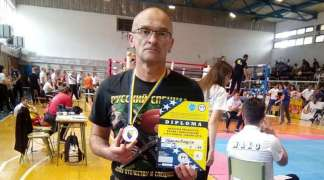 Rabota izborio učešće na šampionatu Evrope