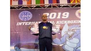 Dragan Rabota odnio zlato i srebro sa Otvorenog kupa Balkana