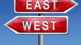 Između Istoka i Zapada