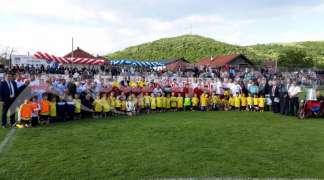 Veterani Zvezde i Famosa odigrali meč za pamćenje