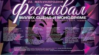 "Predstava ""Podvala"" otvara 22. Festival malih scena i monodrame"