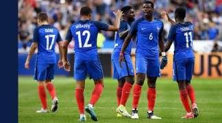 Francuska prvak svijeta u fudbalu