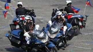 Francuzi se obrukali na paradi povodom Dana Bastilje