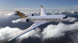 """Predstavljen """"Global 7000"""" - najveći privatni avion"""