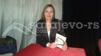Održano književno veče ljubavne poezije Gordane Milošević