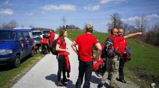 Potraga za mladićem nestalim na području Gaja kod Trnova