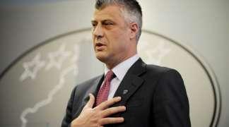 Tači optužio Srbiju za genocid na Kosovu