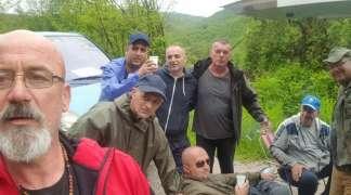 Hodočasnici danas na putu kroz Ovčarsko-kablarsku klisuru