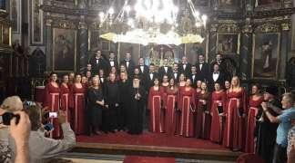 Vaskršnji koncert Kamernog hora Smjera za crkvenu muziku i pojanje u Sarajevu