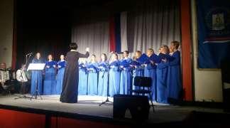 Koncert hora SPKD ''Prosvjeta'' OO Pale u Istočnom Novom Sarajevu