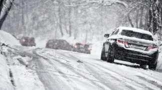 U Hrvatskoj haos zbog snijega