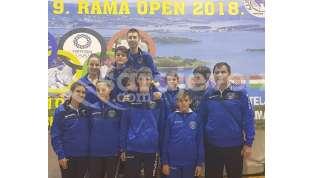 Karatisti Igmana osvojili osam medalja na turniru u Rami