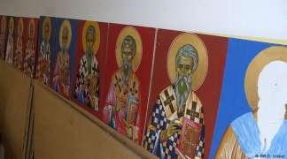 Izložba ikona na Bogoslovskom fakultetu u Foči