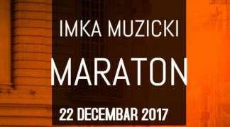 """""""Imka muzički maraton"""" ponovo u Domu Oružanih snaga"""