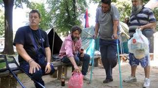 Napali i udarili ratnog vojnog invalida u parku