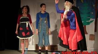 Predstava ''Ivica i Marica - leteće prase'' oduševila najmlađe