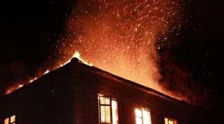Porodična kuća u potpunosti izgorjela, nema povrijeđenih lica