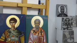 Studenti Bogoslovije održali izložbu slika