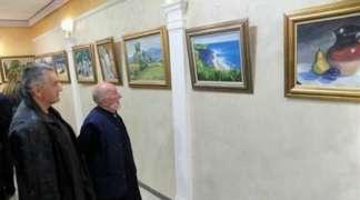 Otvorena izložba slika Biljane Elčić