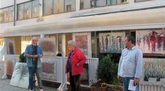Održana izložba slika Borka Močevića